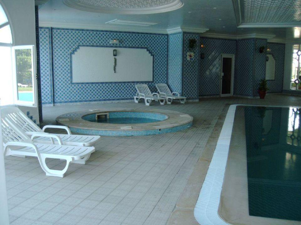 Hallenbad Hotel Houria Palace
