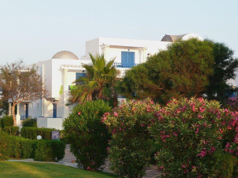 Wünderschöne Gartenanlage Hotel Eldorador Salammbo