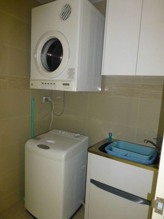 separates reduit mit waschmaschine tumbler meriton serviced apartments campbell street