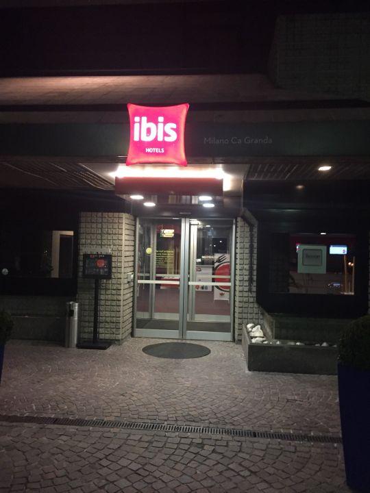 Abends ibis Hotel Milano Ca Granda