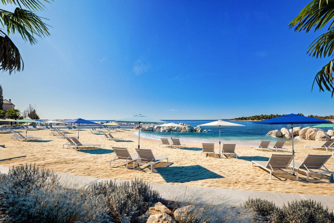 Strand Rubin Sunny Hotel by Valamar (Porec