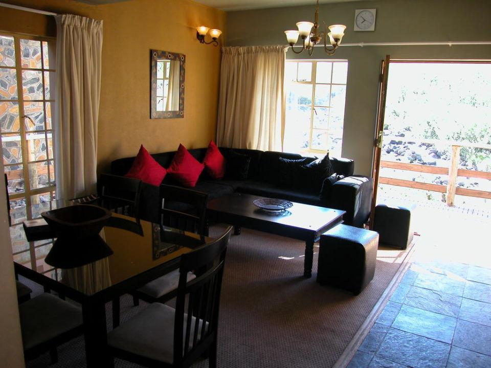 Lounge Maliba River Lodges