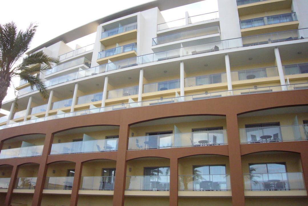 Hotel Außenansicht Pestana Promenade