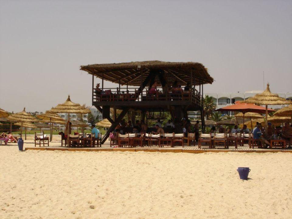 Strandbar vom Hotel SplashWorld Venus Beach