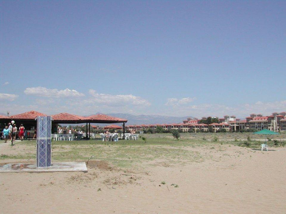 Strandbar und Dusche COOEE Serra Garden