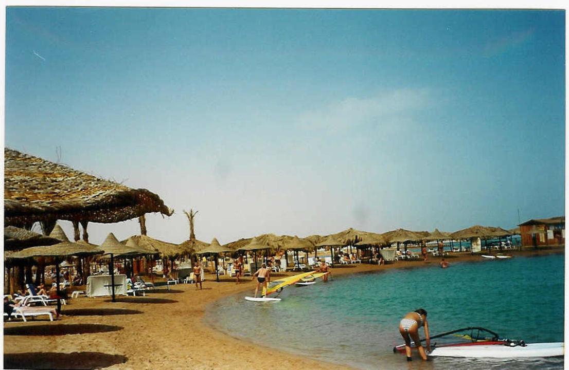 Am Strand LABRANDA Club Makadi