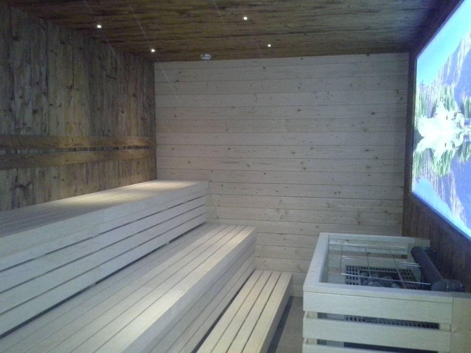 Sauna Rittis Alpin Chalets Dachstein