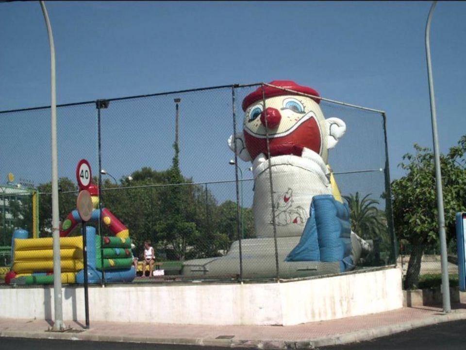 Magic Fun Park.v.Hotel.von M.Kurowski allsun Hotel Mariant Park