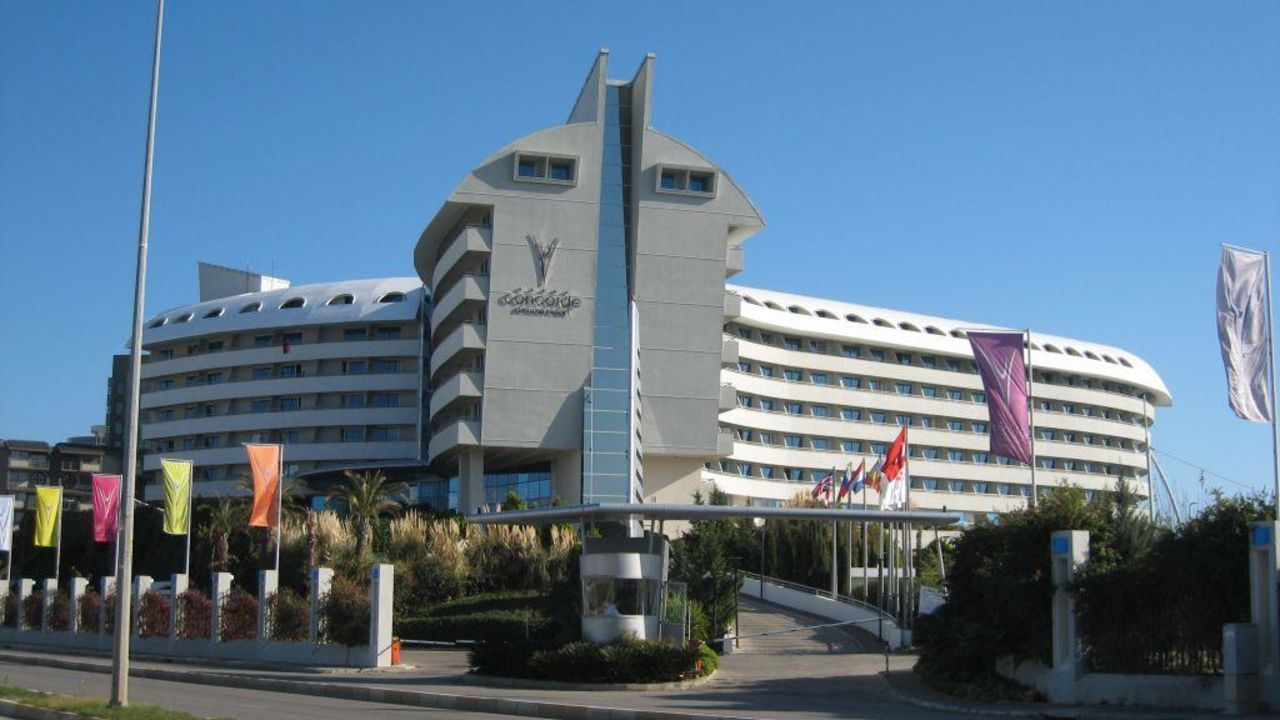 Hôtel Concorde De Luxe Resort
