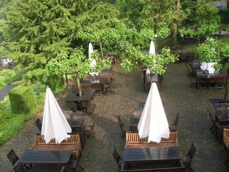 Garten der Klosterschänke\