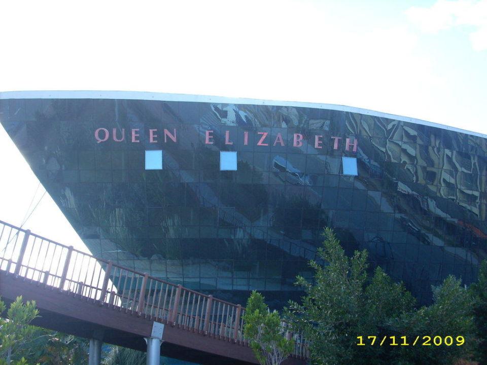 Hotel Queen Elisabeth Kilikya Palace Göynük
