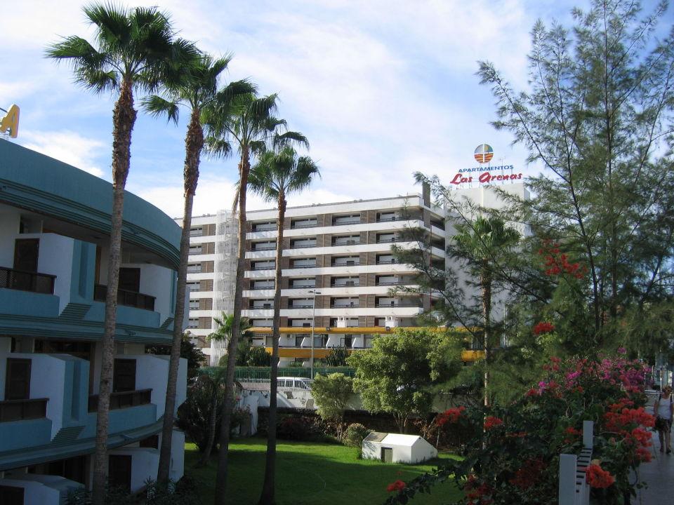 Bild las arenas zu apartamentos las arenas in playa del ingles - Apartamento las arenas playa del ingles ...