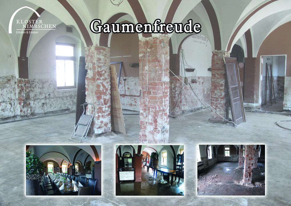 Gaumenfreude - Bowlingcafé\