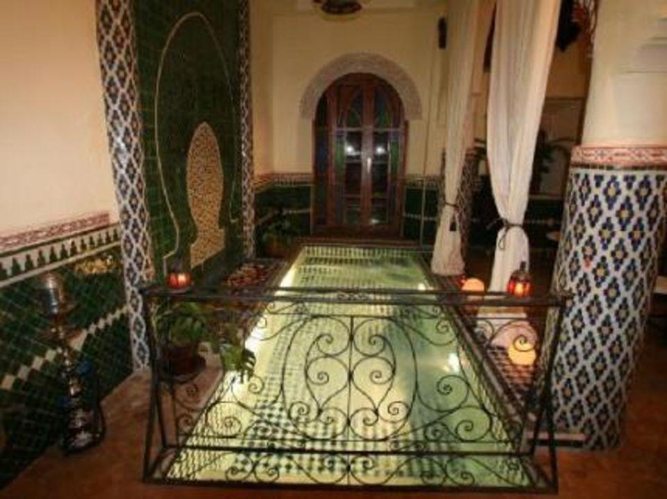Piscine Hotel Riad Assalam