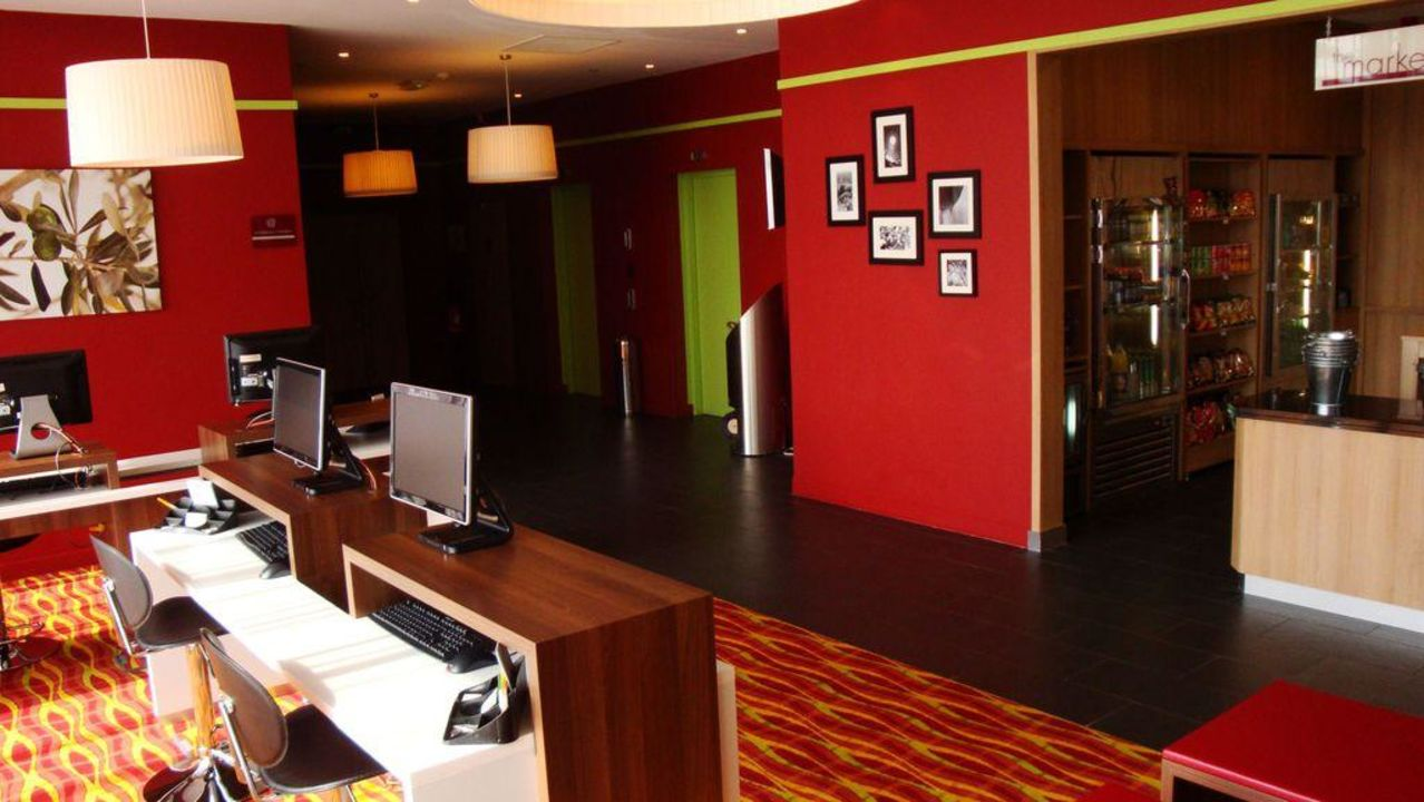 Internet Corner & Minimarkt Hotel Courtyard by Marriott Toulouse Airport