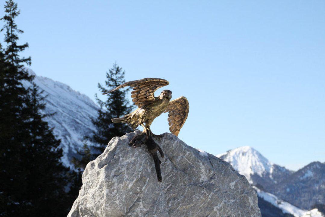 Goldener Falke Das Burghotel Falkenstein