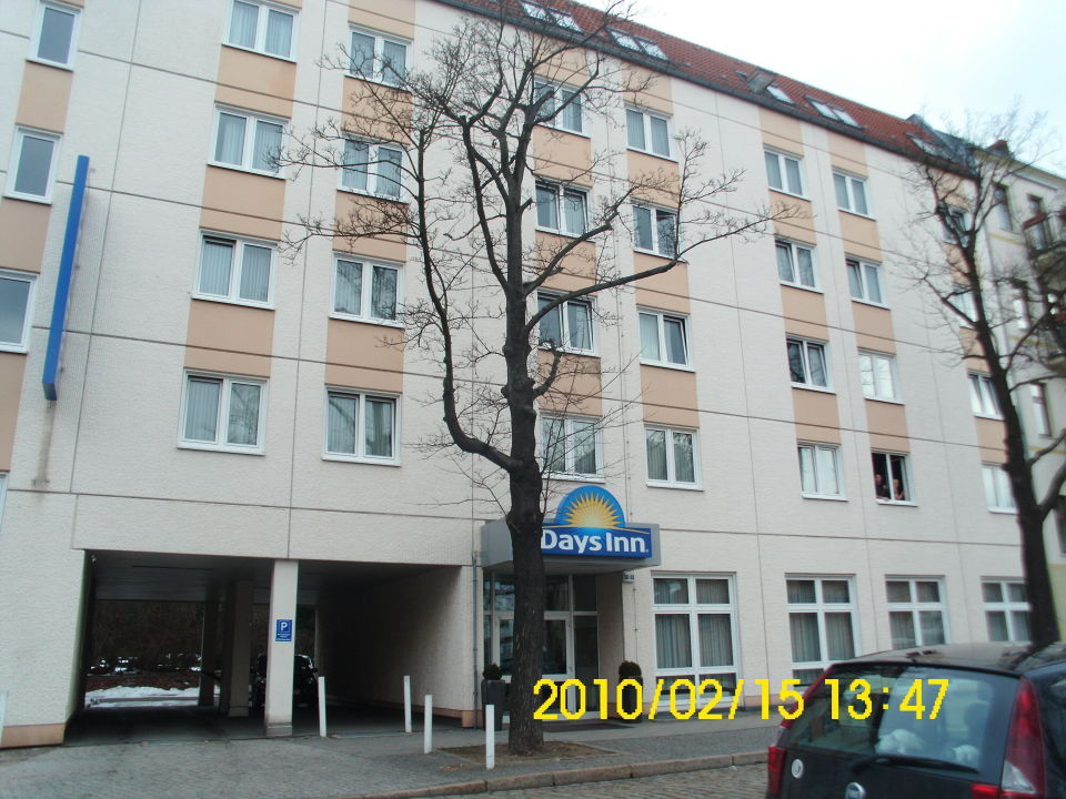 Von außen Good Morning Berlin City West