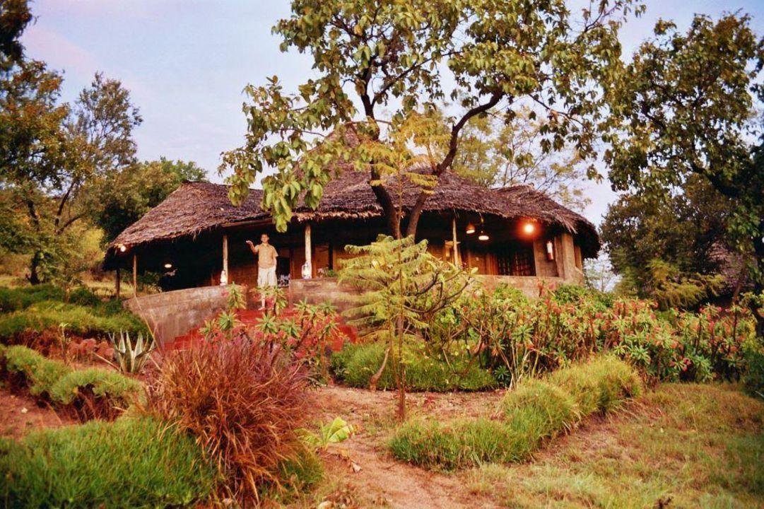 Rundhütte in der Masai Mara Sopa Lodge Hotel Masai Mara Sopa Lodge