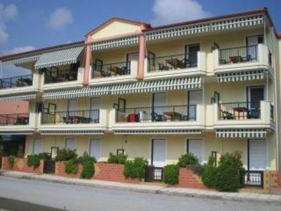 Apartmentanlage Sithon Apartment-Hotel Sithon