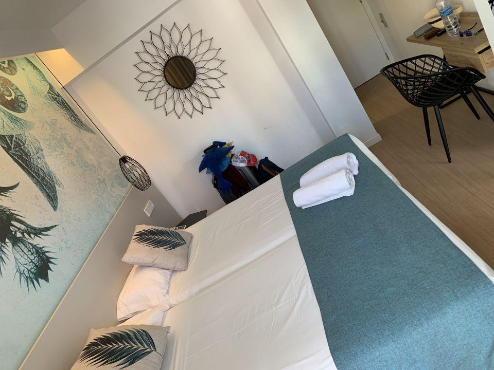 Zimmer Hotel Tora