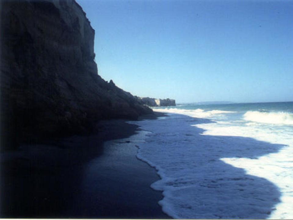 Strand bei Mastichari Hotel Kouros Club  (geschlossen)