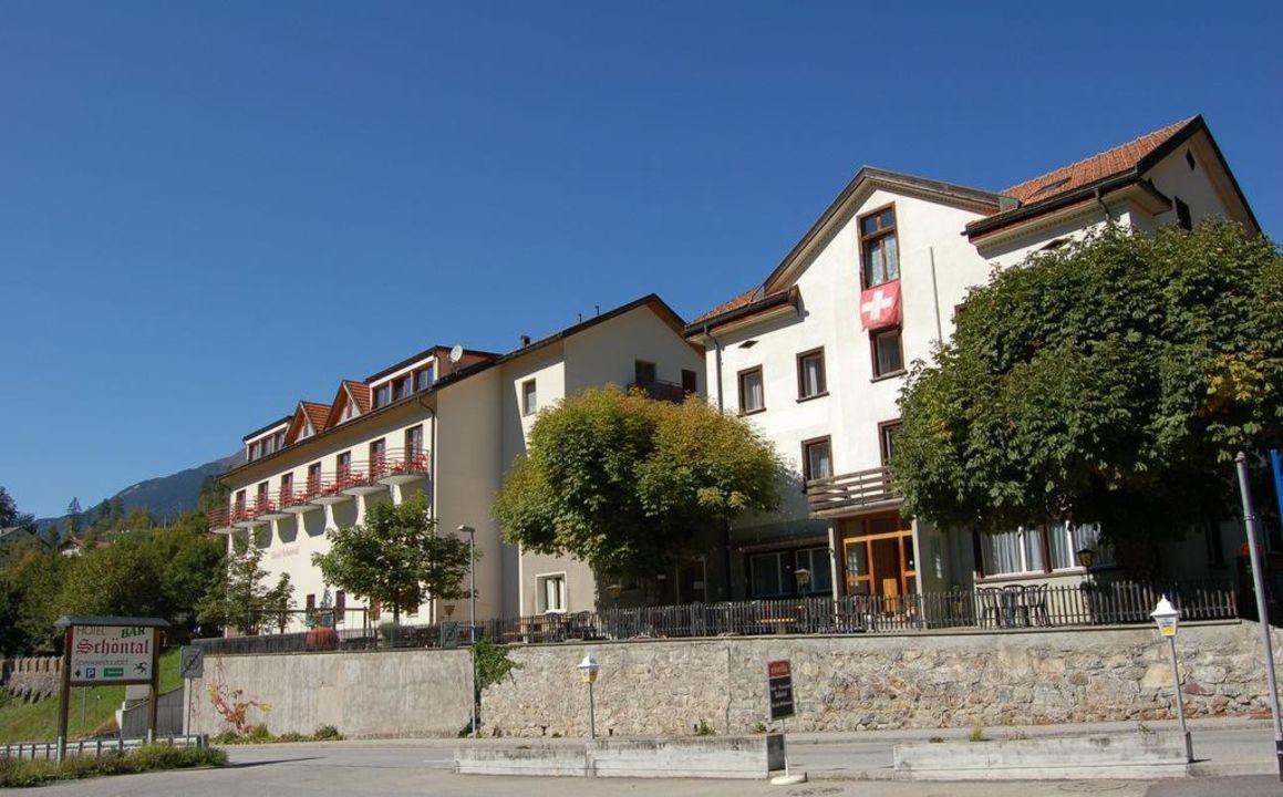 Gartenterrasse Hotel Restaurant Schöntal