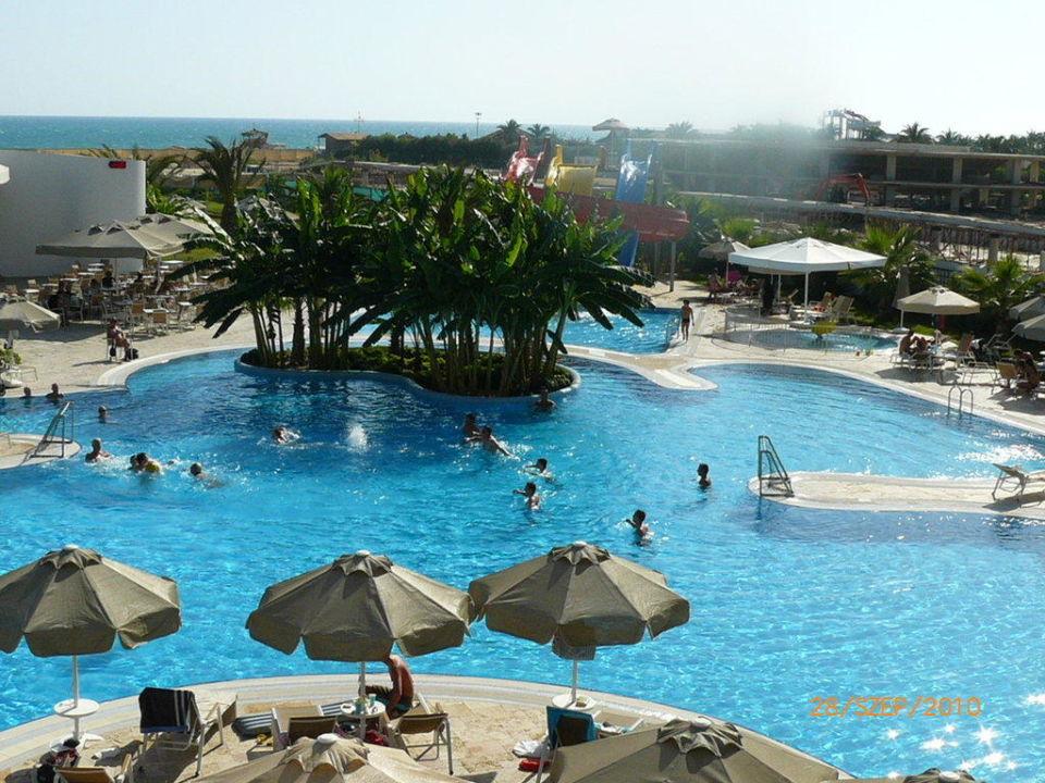 Pool Melas Lara Hotel
