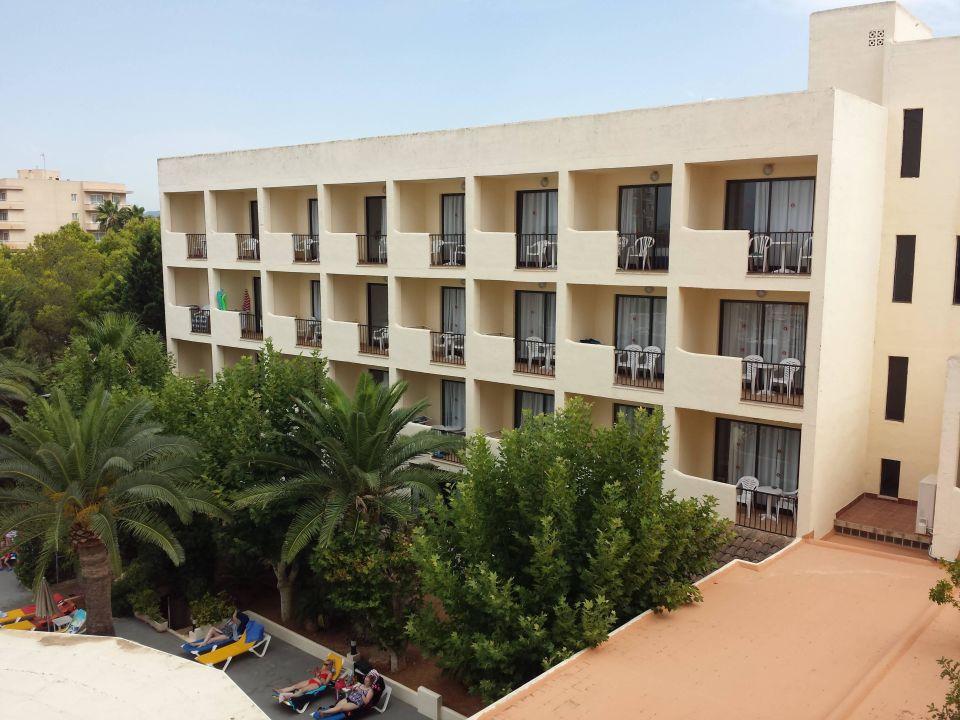 Quot Blick Vom Balkon Quot Smartline La Santa Maria Hotel Cala