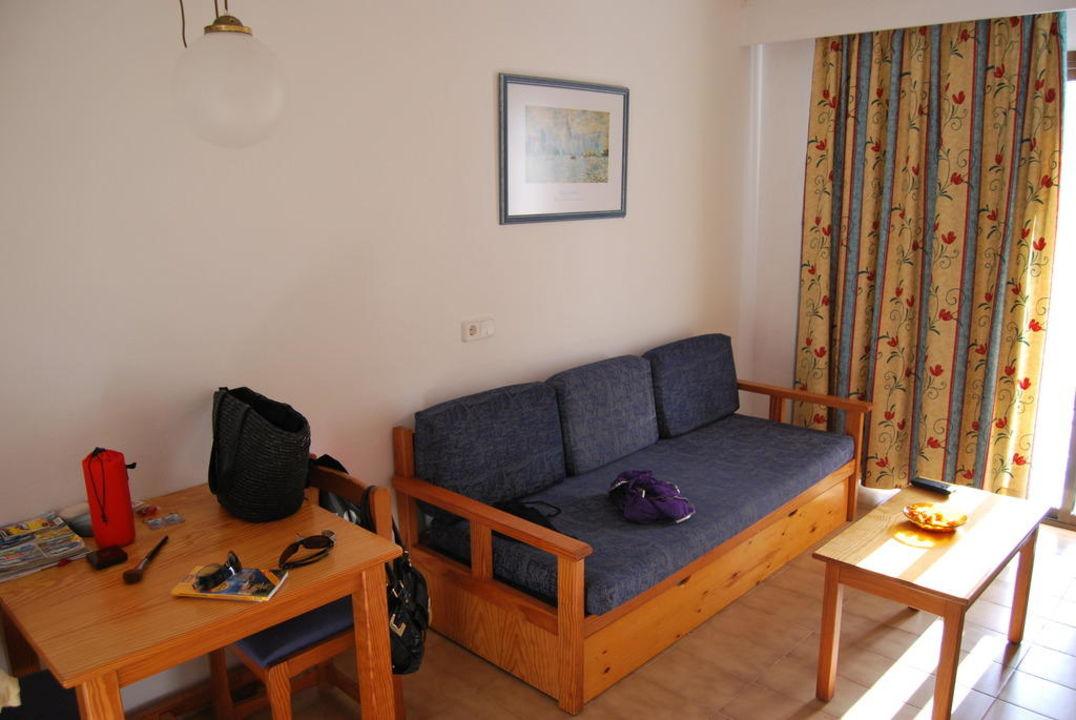 Wohnraum Nereida Aparthotel
