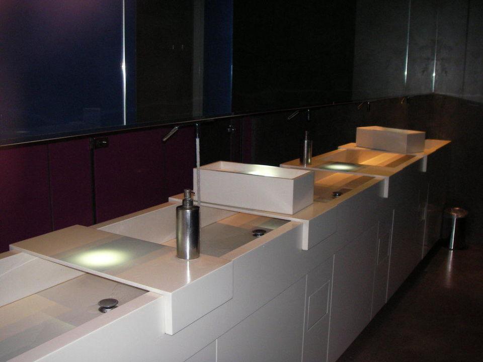 Waschraum Hotel Nhow Milano