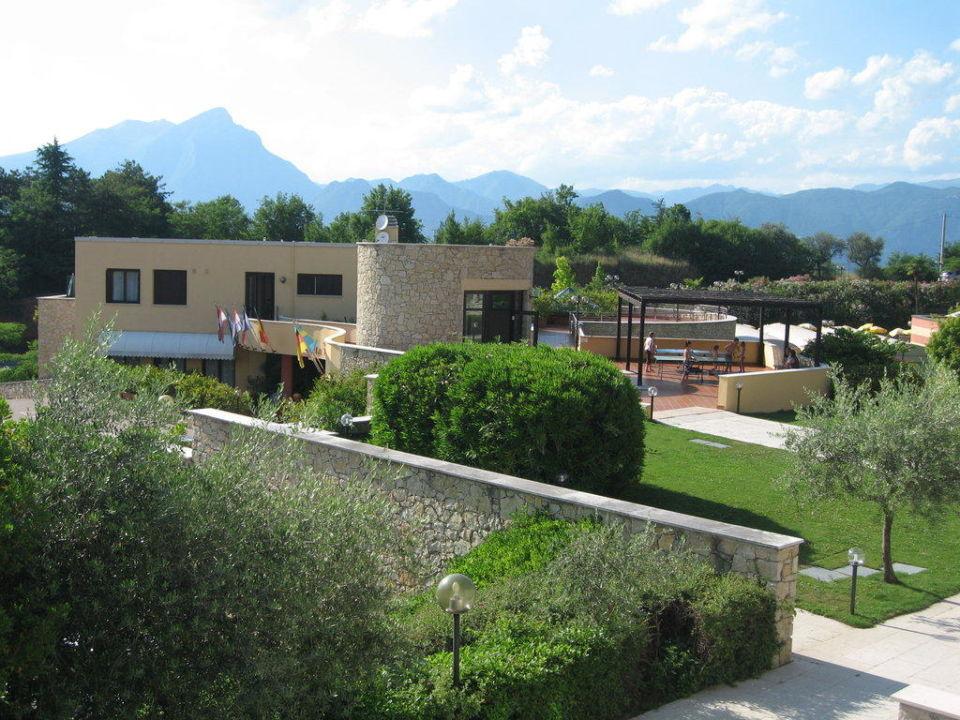 Quot Zugang Zu Appartments Quot Hotel Le Torri Del Garda In Albisano Holidaycheck Venetien Italien
