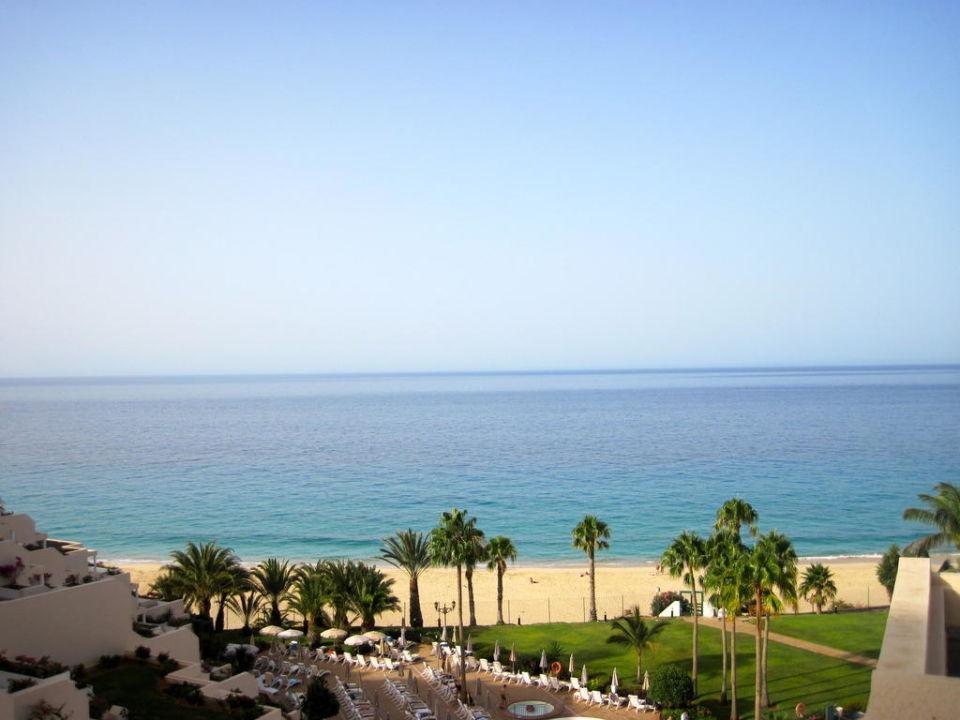Ausblick vom Aufzug auf das Meer TUI BLUE Riu Calypso