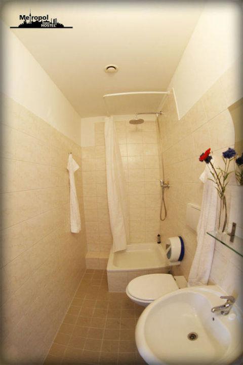 badezimmer metropol hostel berlin in berlin