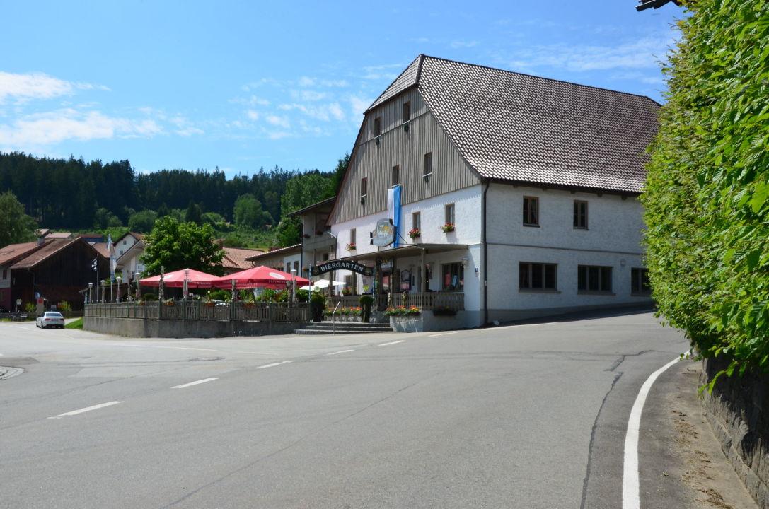 Hotel Zur Post In Langdorf