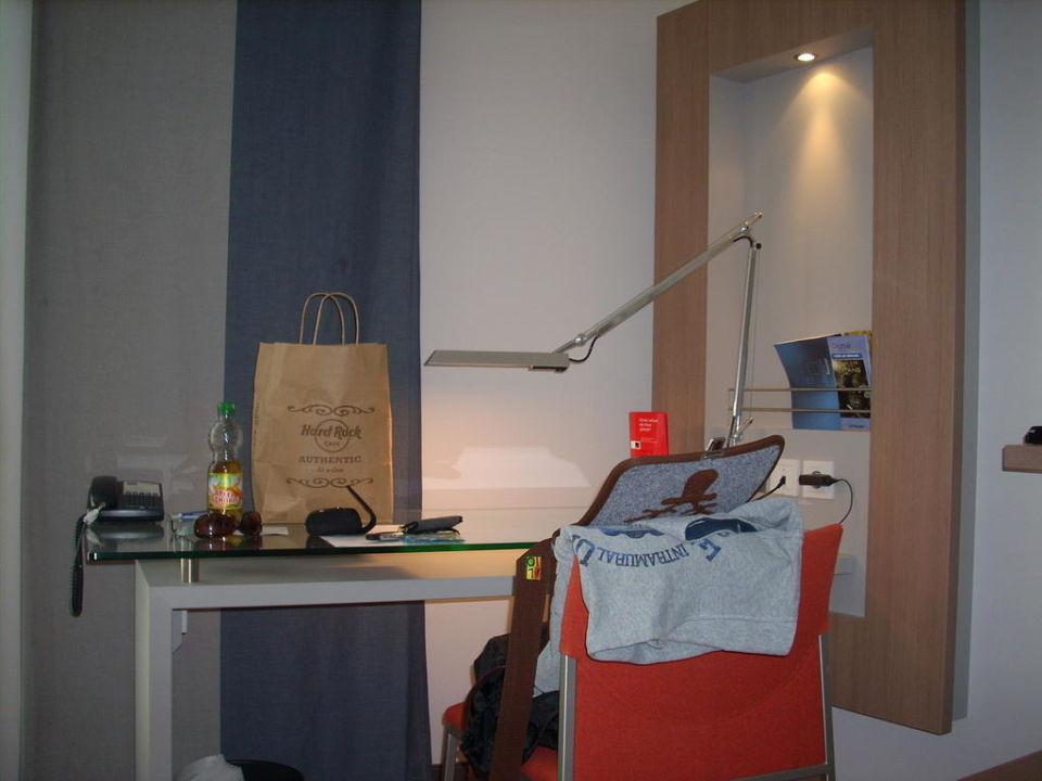 Der Schreibtisch Hotel Novotel München Messe