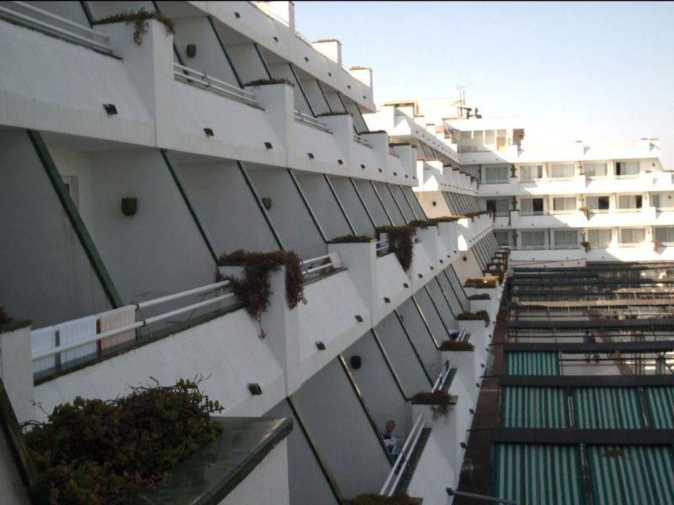 Hotelansicht.v.hinten.von M.Kurowski allsun Hotel Mariant Park
