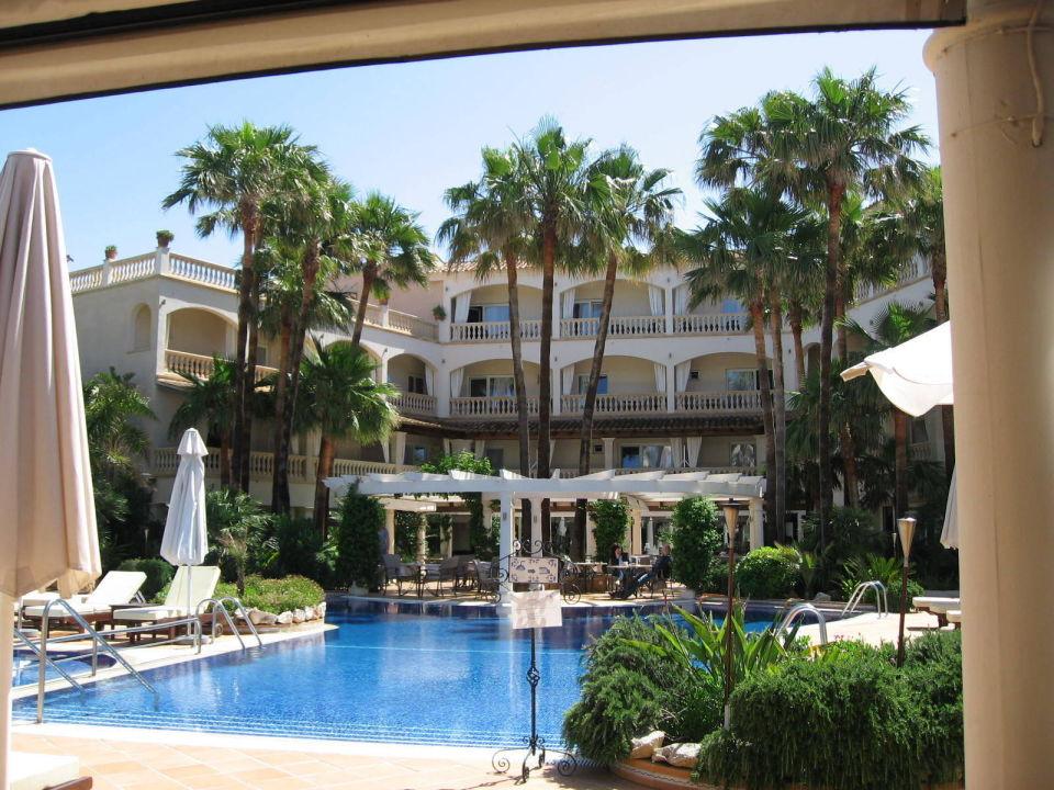 Sicht von der hotelbar hotel el coto colonia sant jordi holidaycheck mallorca spanien - Hotel el coto mallorca ...