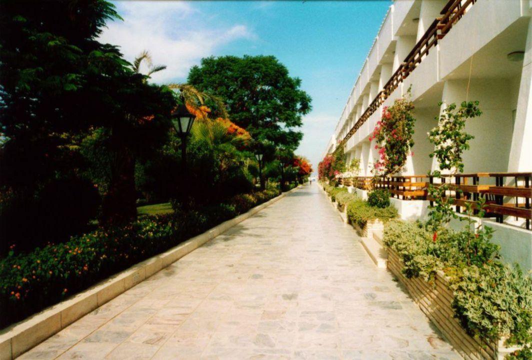 Gartenweg The Grand Hotel Hurghada