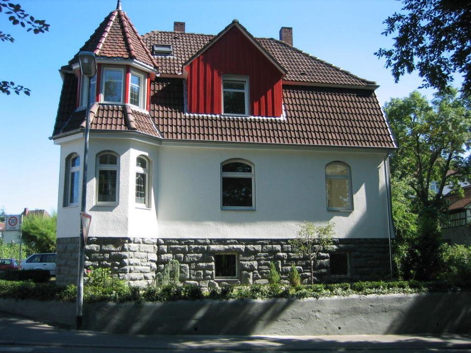 Villa Weißenfeldt Villa Weißenfeldt Ferienwohnungen