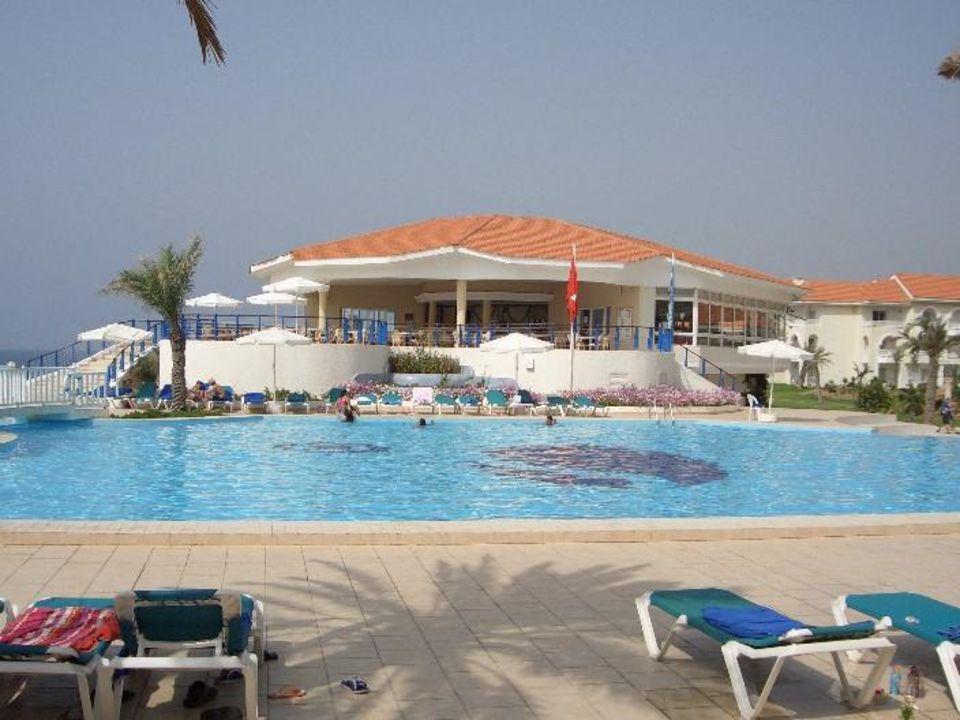 Relaxpool (mit Robinson Zeichen) Hotel Club Valtur Tabarka