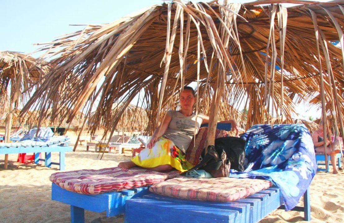 Пляж Hotel Casa De Goa
