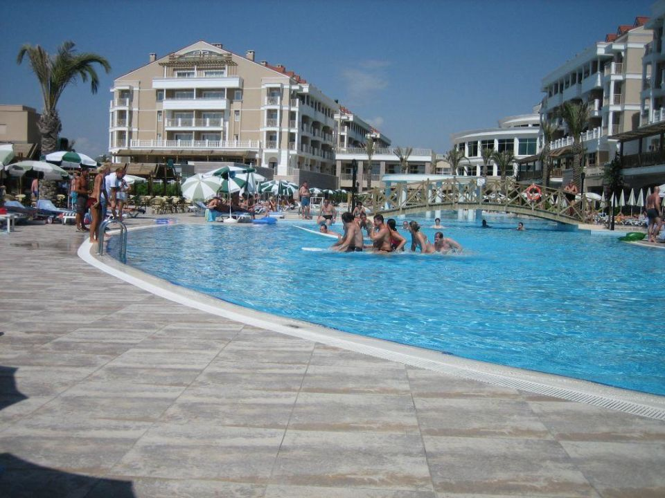 Pool Trendy Aspendos Beach Hotel