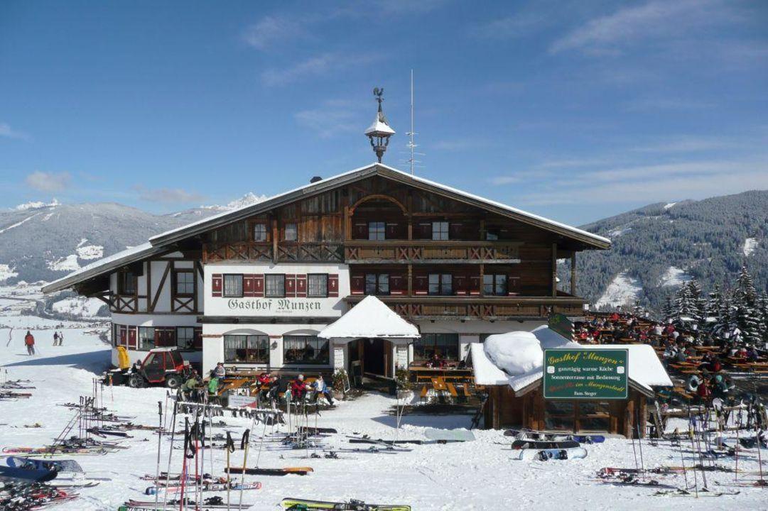 Berggasthof Munzen Berggasthof Munzen Flachau Holidaycheck