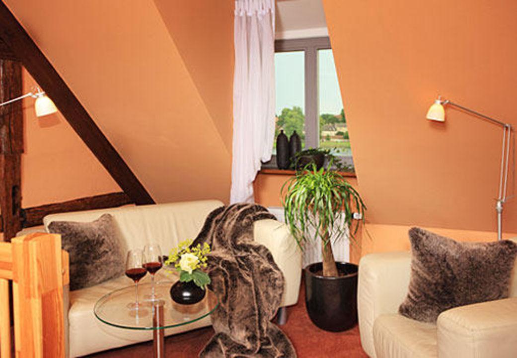 Zimmergestaltung Hotel Rosendomizil