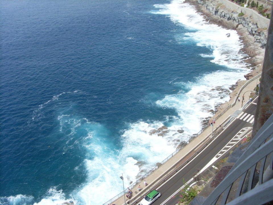 Ausblick vom Balkon,super! Gloria Palace Amadores Thalasso & Hotel