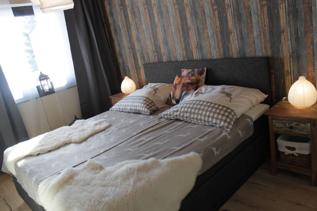 Schlafzimmer Hütte FREIheit\