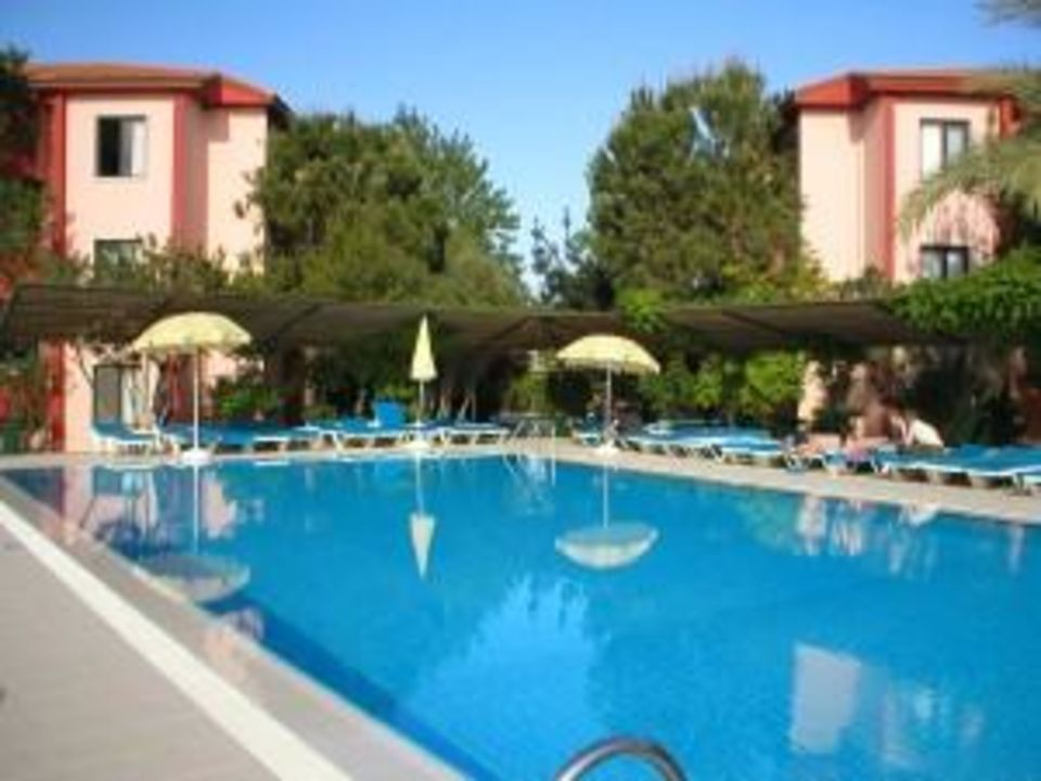 Pool Hotel Süral Garden
