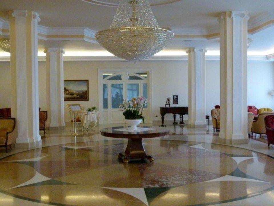 Quot Vorraum Zum Speisesaal Quot Hotel Terme All Alba Abano