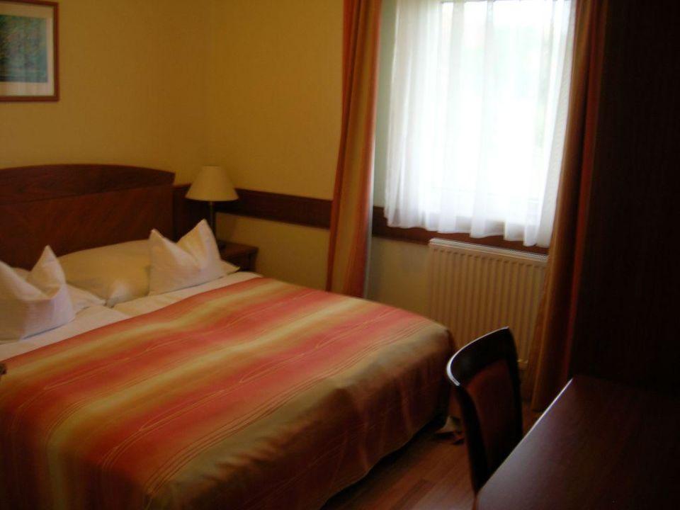 Schlafzimmer Villa Fortuna
