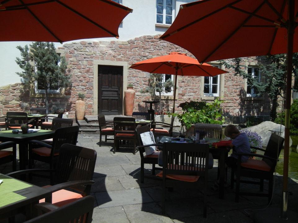 Wintergarten Speyer pfälzer stube außen lindner hotel spa binshof speyer